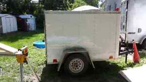 Trailer - 4'x4'x6' for sale