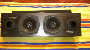 $ - AMBIANCE - D - BOX - CC - 100 - CENTER - CHANNEL - SPEAKER -