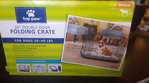 Med Top Paw Dog crate