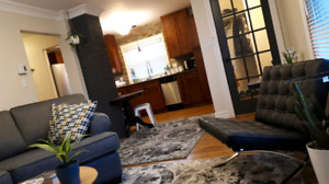 Furnished apartment in North End 3701 Robie all inclusive
