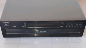 Onkyo Continuous Play Exchange CD Player