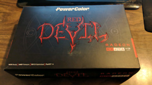 AMD Power color Red Devil RX 470 4gb