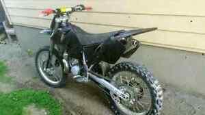 2001 sx 250 2 stroke