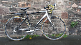 GIANT DEFY.. FULLY WORKING ADULT RACER BIKE NO RUSTY FREE DELIVERY FUL