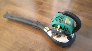 Weed Eater FB25 25cc gas blower