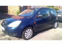 2005 Ford Fiesta 1.4 Style 3dr