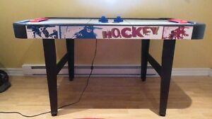 """Table de """"Air Hockey"""""""