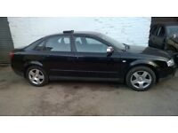 Audi A4 Breaking B6 all parts
