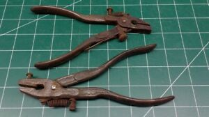 Vintage Fein and Henry Boker Saw Set Tools hand saw sharpening