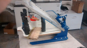 Screen Printing Press For Sale
