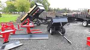 Farm Equipment and Trailers