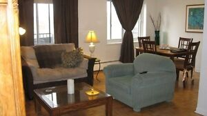 FURNISHED APT SHARE NEAR DORVAL TERMINUS / BELL MOBILITY