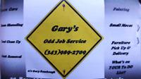 Gary's Odd Job Service Residential Winter Driveway Maintenance