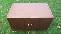 Tv cabinet with shelve (#281)
