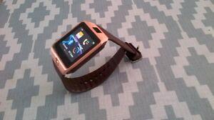 Smart watch phone touch screen