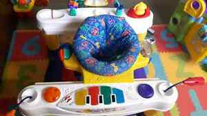 Fisher-Price step&play piano London Ontario image 3
