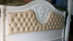Stunning French Provincial King Double Bed (Immaculate Condition) Brisbane City Brisbane North West Preview