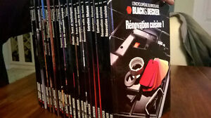 collection encyclopédie black and decker