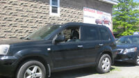2005 X-TRAIL, AWD,SUNROOF ,6M.WRT+SAFETY, LEASE TO OWN AVAILABLE