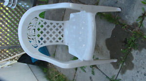 complete small patio set