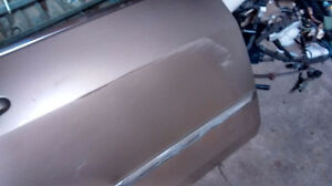 Honda Accord 2003-2.4L gold color.4 cylinders..Parting out Kitchener / Waterloo Kitchener Area image 2