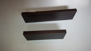 Tablettes murales / Wall shelves