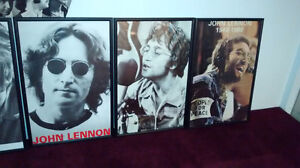 Posters John Lennon 5 in total