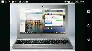 Samsung chromebook on mint condition