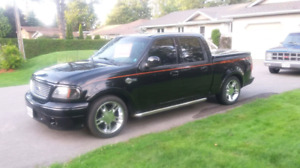 2002 Harley Special Edition F150 Supercharged