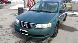 2007 Saturn Ion CERTIFIED - Great condition IN and OUT