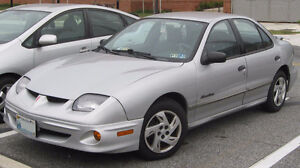 1999 Pontiac Sunfire Hatchback