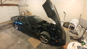 1993 Corvette hardtop convertible.  Open to reasonable offers