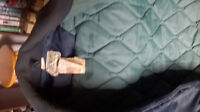 Vintage Moto Ski Jacket