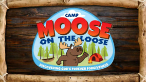 Free Camp Moose on the Loose