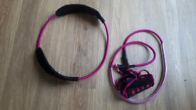 exercise straps