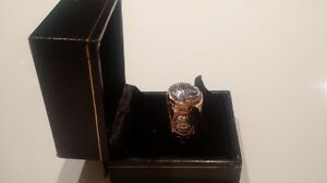 Versace Big  ring bicolore gold  West Island Greater Montréal image 2