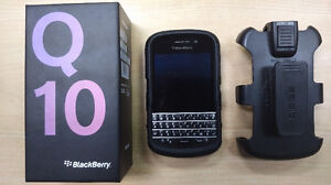 BlackBerry Q10 – Locked to Rogers