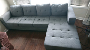 New sectional for sale