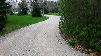 Fix Your Stone Driveway Potholes The RightWay !!