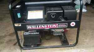 6000 watt wallenstein genarator never used