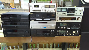 Stereo lot for sale