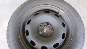Winter Tires 195, 65 R15 Kitchener / Waterloo Kitchener Area image 4