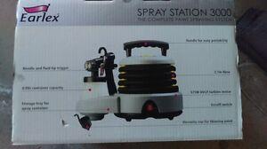 Earlex HVLP spray station 3000
