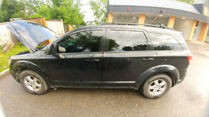 2010 dodge journey PART OUT