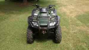 2004@2007 honda fourtrac 400 4x4 4x2 gpscape parting out only