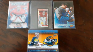 Carey Price lot of 15 different cards