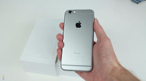 iPhone 6 - 16 GB - Space Grey - BRAND NEW SCREEN