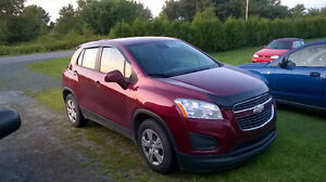 2013 Chevrolet Trax bluetooth,usb