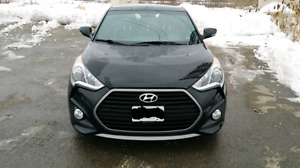 2016 hyundai veloster turbo 7SPDCT safety emission tested