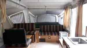 2000 Coleman Fleetwood tent trailer priced to sell!!